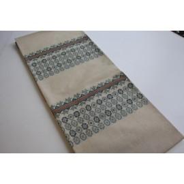 Obi - Gürtel für Kimonos mit Blumen- und Grasmotive
